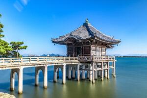 Templo Flutuante.